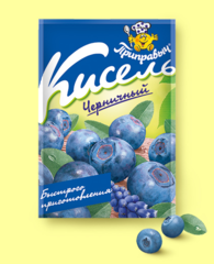 КИСЕЛЬ ЧЕРНИЧНЫЙ 110 г