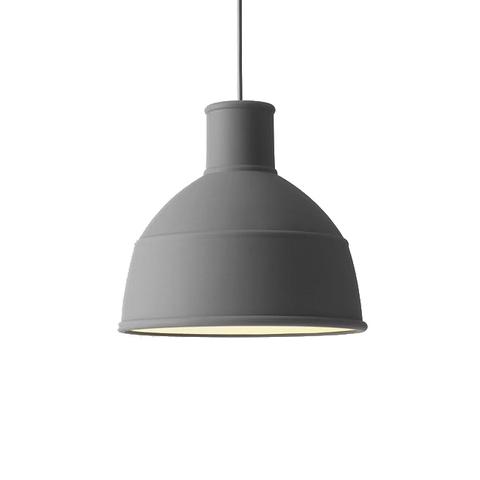 Подвесной светильник копия Unfold by Muuto D32 (серый)