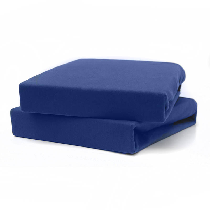 TUTTI FRUTTI черника - Двуспальная простыня на резинке