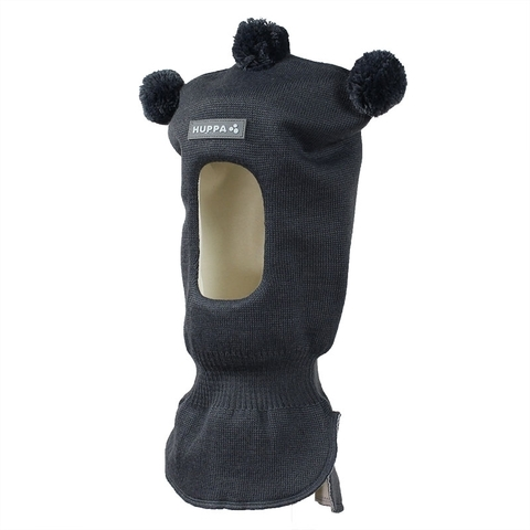 Шапка-шлем HUPPA COCO 2 для мальчика серый