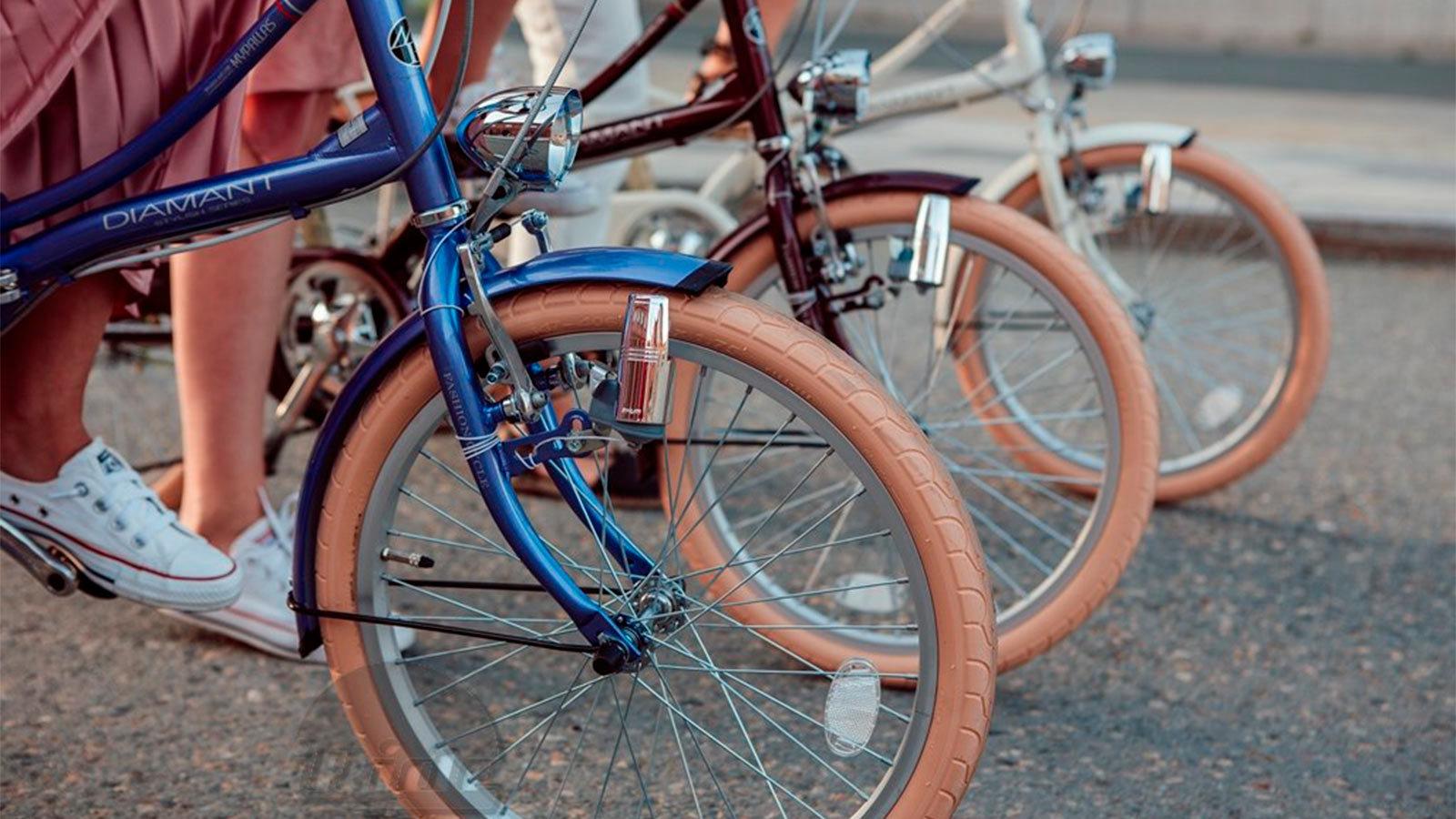 Японские складные велосипеды