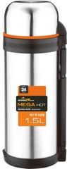 Термос с широкой горловиной Kovea Mega Hot 1,5L