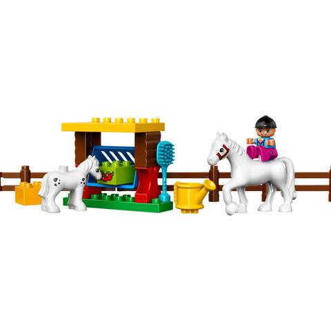 LEGO Duplo: Лошадки 10806 — Horses — Лего Дупло