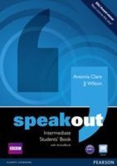 speakout Intermediate Students book and DVD/Act...