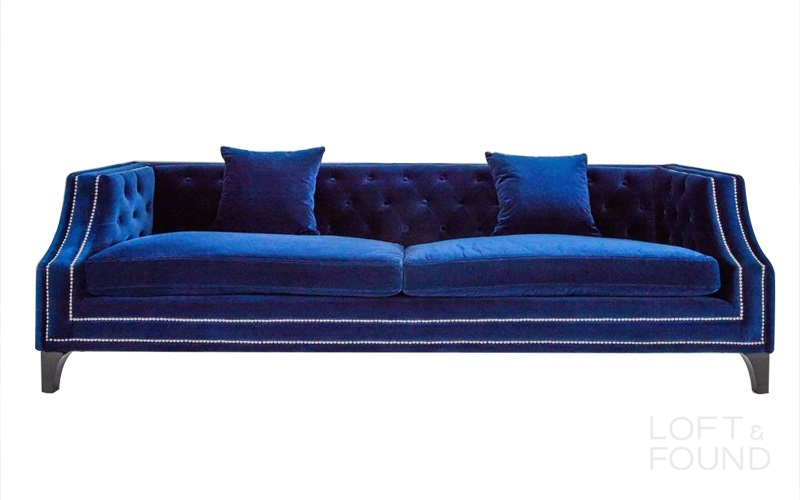 Диван Velvet Bernhardt style