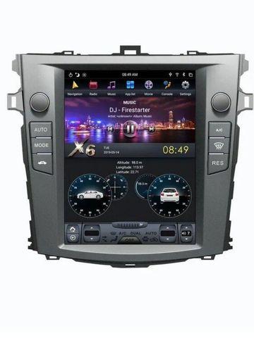Магнитола Toyota Corolla 2007-2013 (E150) Android 9.0 4/64GB IPS DSP модель CB3116PX6-DSP