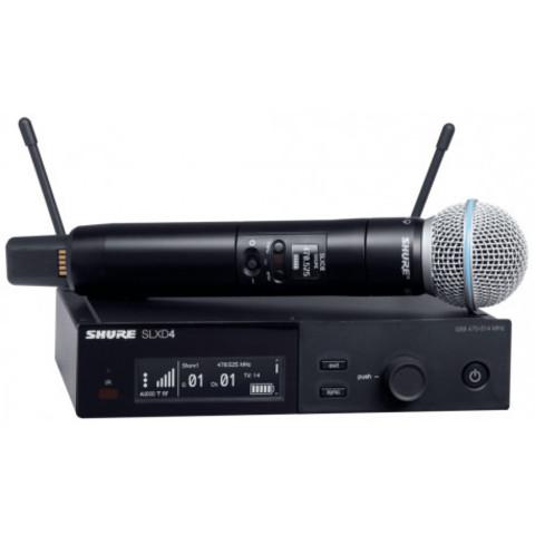 SHURE SLXD24E / B58 вокальна радіосистема