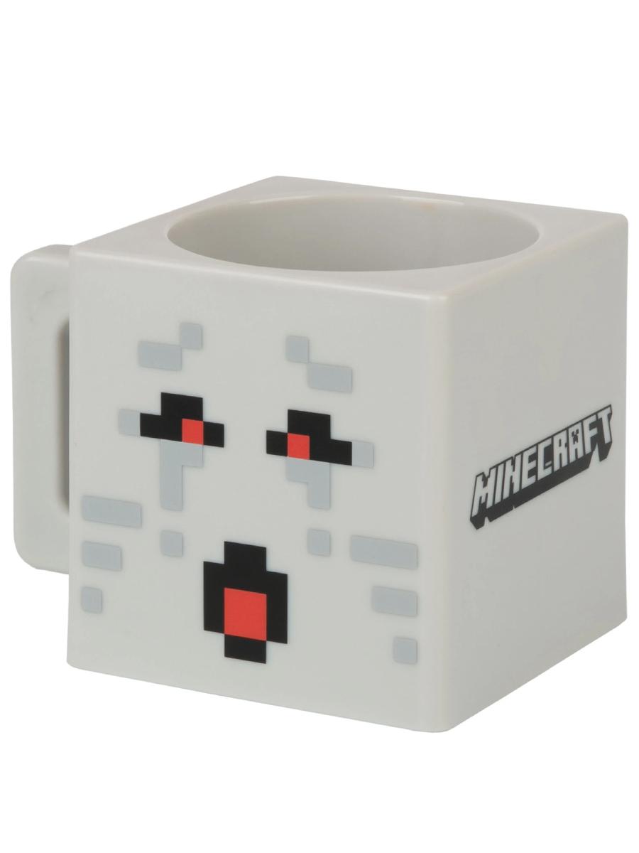 Кружка Minecraft Two Faced Ghast пластиковая