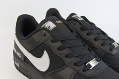 кроссовки Nike Air Force 1 Low Gore-tex Black and White