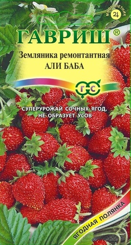 Семена Земляника Али Баба рем