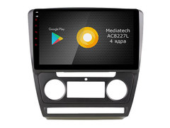 Штатная магнитола на Android 8.1 для Skoda Octavia A5 Roximo S10 RS-3202B