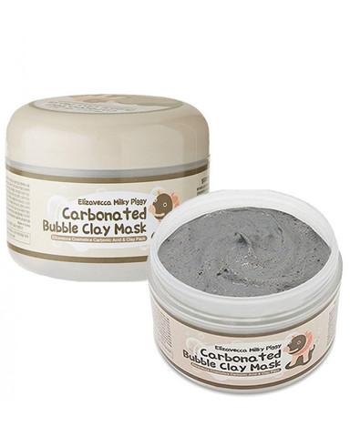 Маска для лица глиняно-пузырьковая Carbonated Bubble Clay Mask 100 гр
