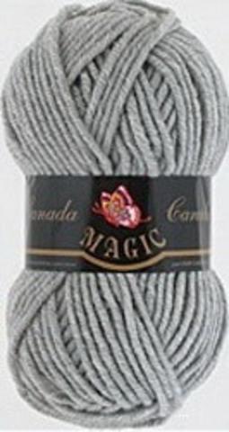 Пряжа Canada (Magic) 3720 Светло-серый меланж фото