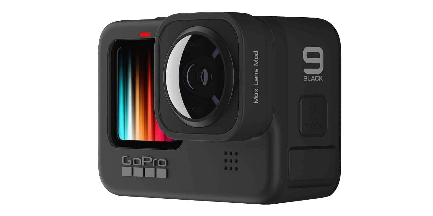 Модульная линза для HERO9 GoPro MAX Lens Mod
