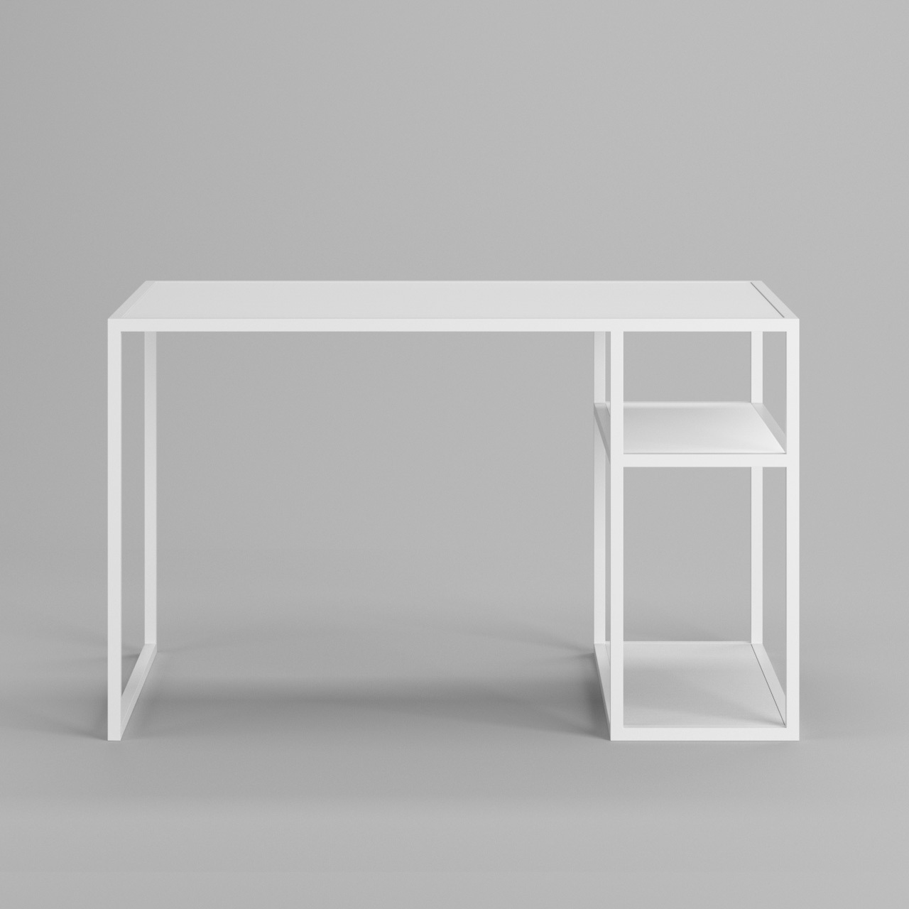 Рабочий стол Romero white - вид 2