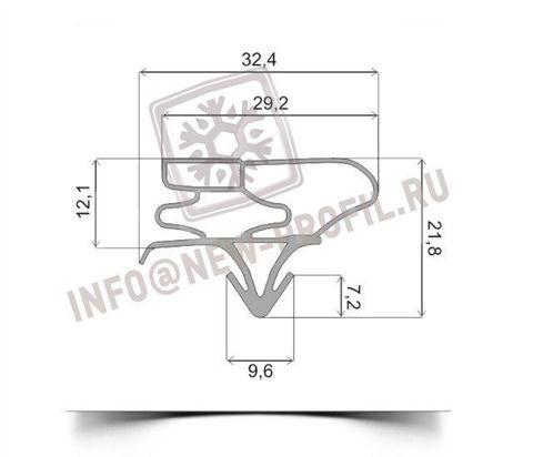 Уплотнитель для холодильника LG GA-B409 SVQA(SECA) х.к. 970*570 мм(003 Аналог)