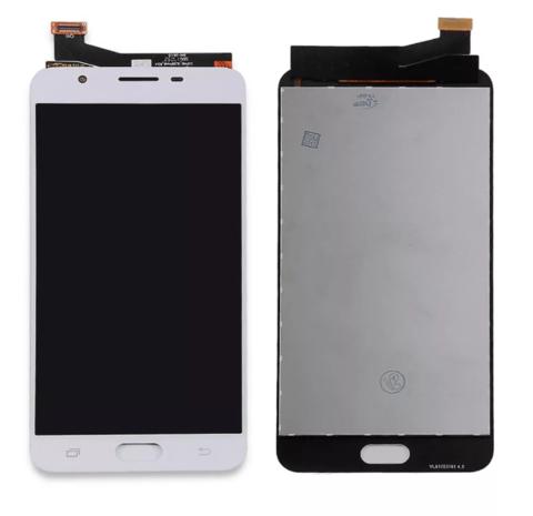 LCD SAMSUNG J7 Prime G610 + Touch White Orig MOQ:5