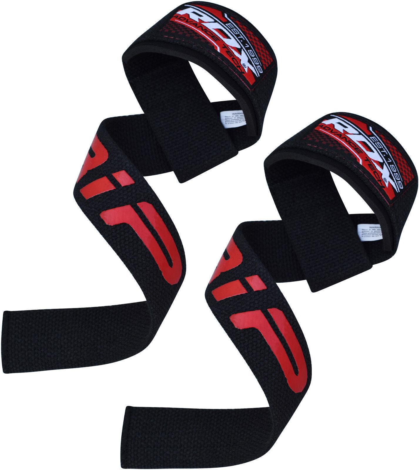 Лямки Ремень для турника RDX Pro Weight Lifting Gym Straps& 1.jpg
