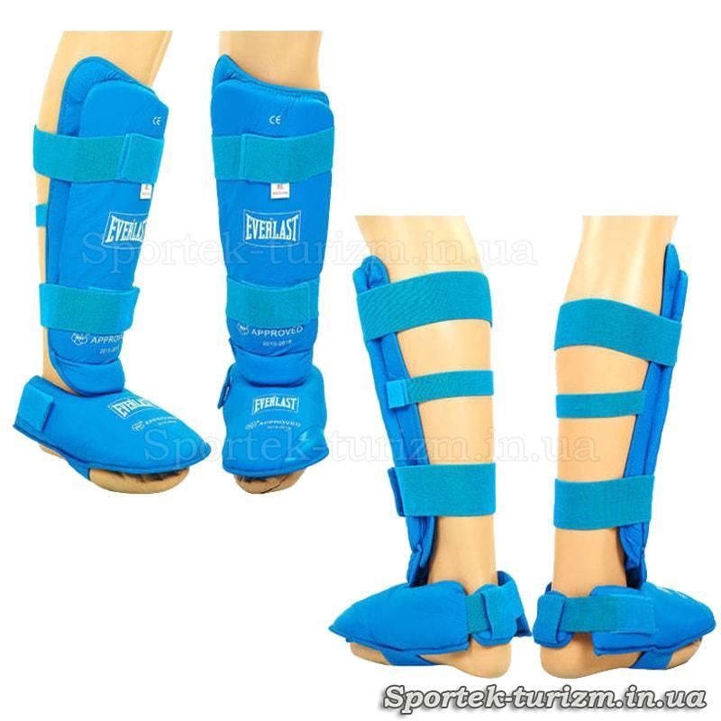 Захист для ніг (гомілка + стопа) розбирається Everlast BO-3958