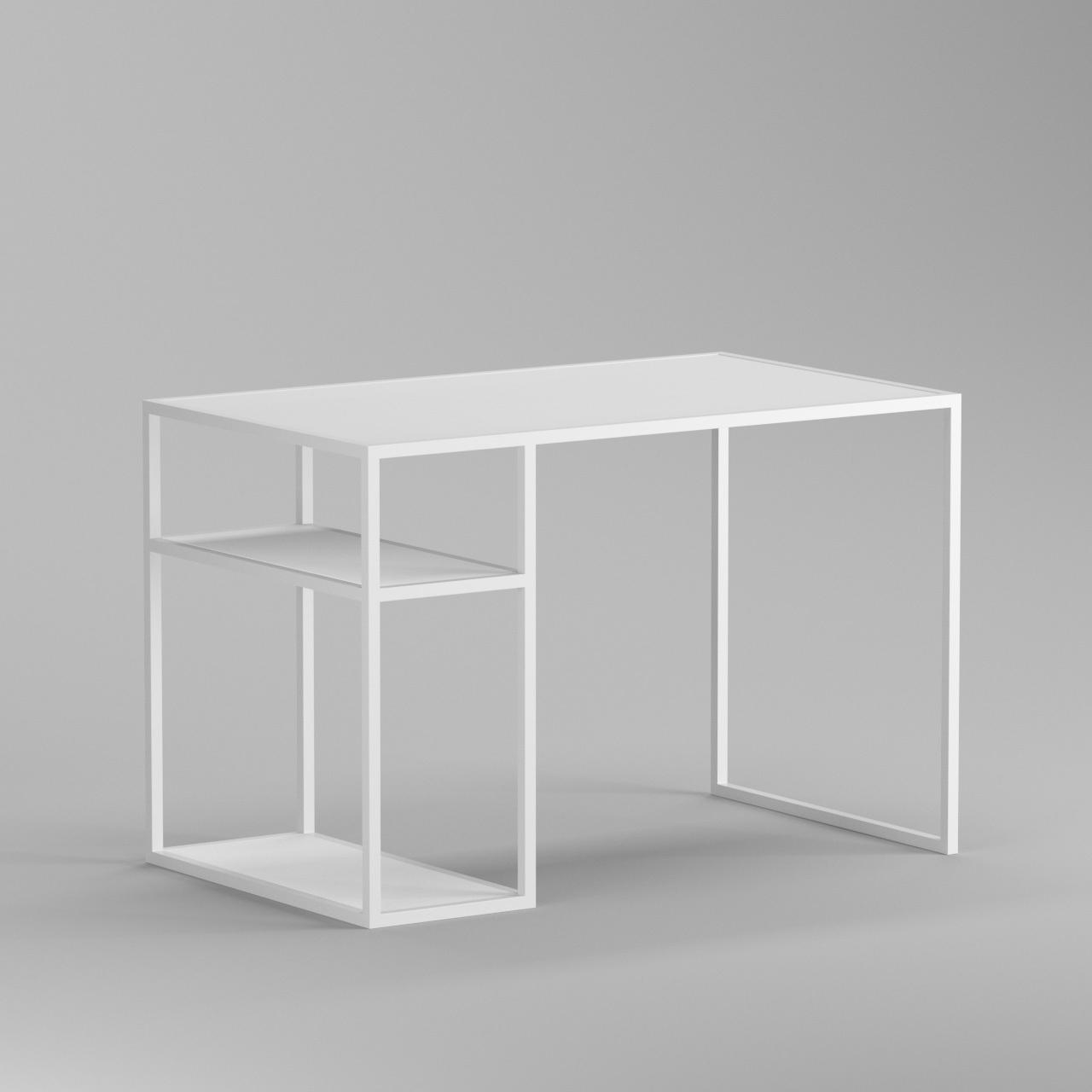 Рабочий стол Romero white - вид 1