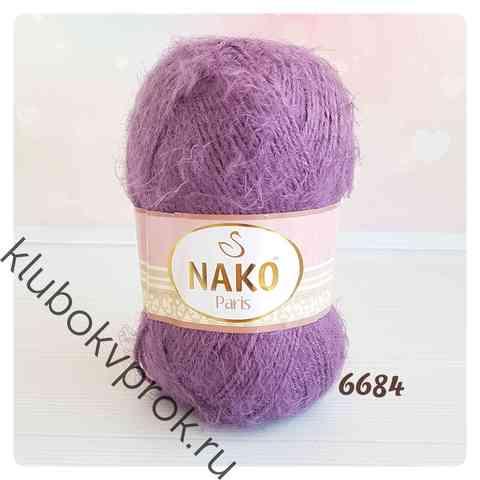 NAKO PARIS 6684, Фиолетовый