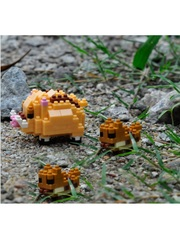 Конструктор Wisehawk Дикий кабан 194 детали NO. D11 Wild boar Gift Series