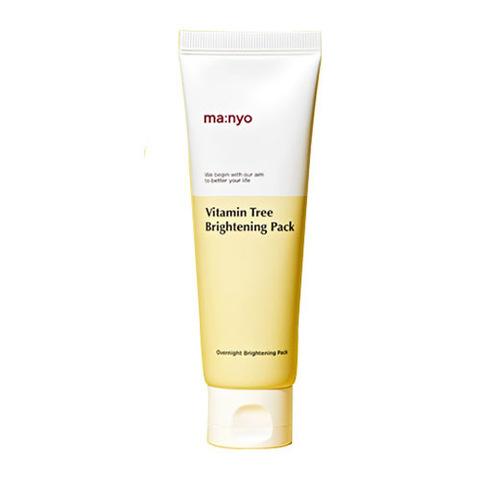 Manyo Vitamin Tree Brightening Pack Ночная осветляющая маска с облепихой