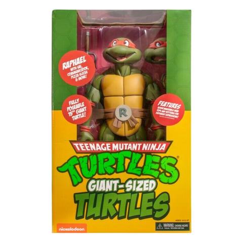 Фигурка NECA Teenage Mutant Ninja Turtles - 1/4 Scale Action Figure – Super Size Raphael