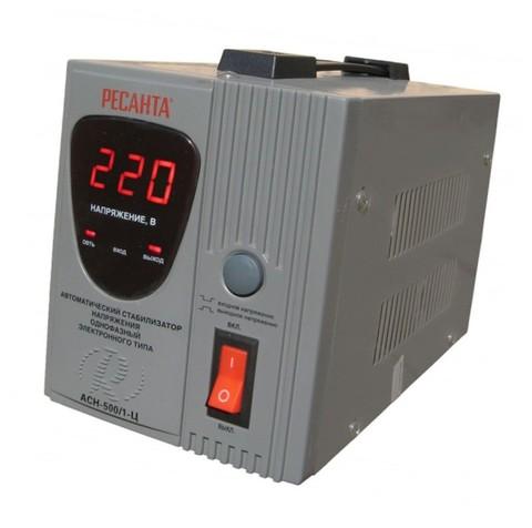 Стабилизатор Ресанта ACH-500/1-Ц