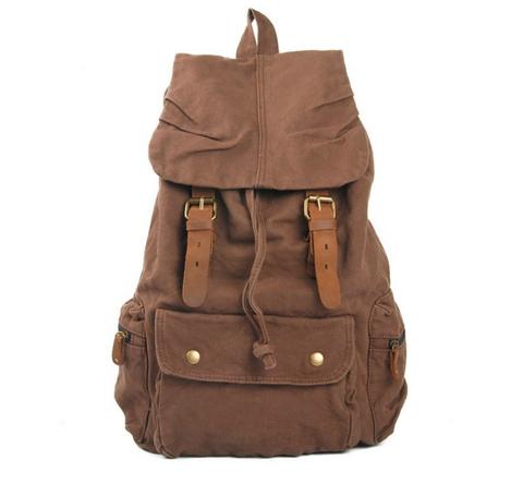 Винтажный рюкзак S.C.Cotton