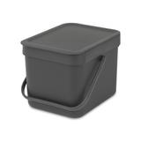 Ведро для мусора SORT&GO 6л, артикул 109720, производитель - Brabantia