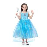 Сверкающее платье Эльзы