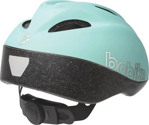 Картинка велошлем Bobike Helmet Go XS Marshmallow Mint - 2