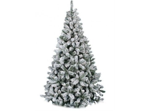 Ель Royal Christmas Flock Tree Promo заснеженная 164150 (150см)