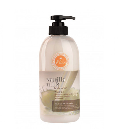 Лосьон для тела  Welcos Body Lotion Vanilla Milk 500 мл!!