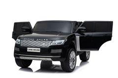 Детский электромобиль range rover hse 4wd черный