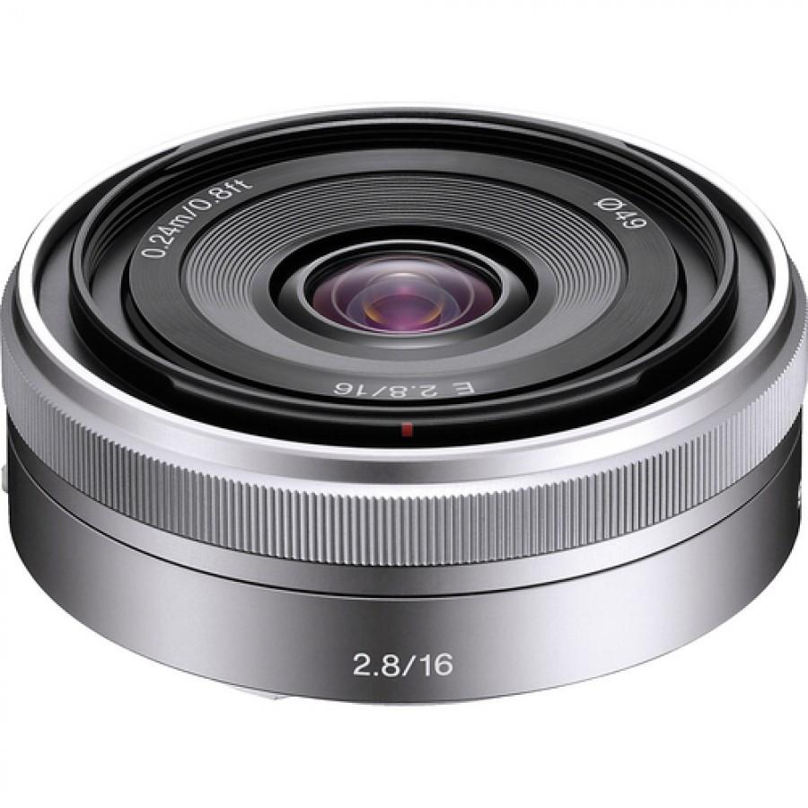 SEL-16F28 объектив Sony купить в Sony Centre Воронеж