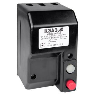 Выключатель автоматический АП50Б-2МТ-25А-10Iн-400AC/220DC-У3-КЭАЗ