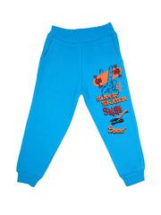 1407-1 брюки детские, голубые