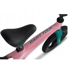 Беговел Lionelo Bart Tour Pink Bubblegum
