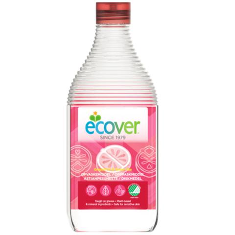 Ecover Жидкость для мытья посуды с грейпфрутом и зеленым чаем 450 мл