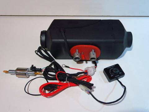 Автономный отопитель  2 кВт 24 вольта