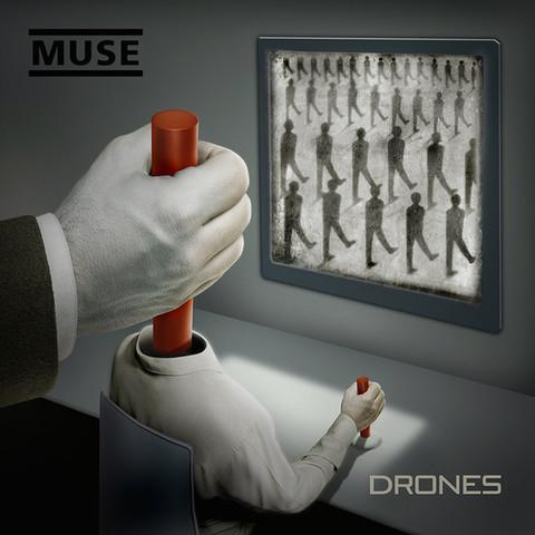 Виниловая пластинка. Muse – Drones