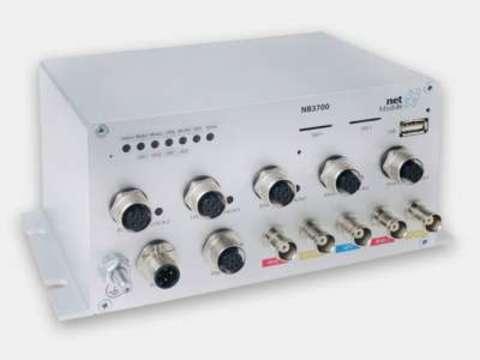 Netmodule NB3700-2UW-G - Промышленный 3G/Wi-Fi/GPS роутер с двумя SIM-картами