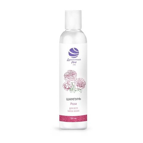 Шампунь «Роза» для всех типов волос