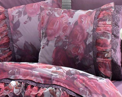 Постельное белье EBRU фиолетовый Gelin Home  евро