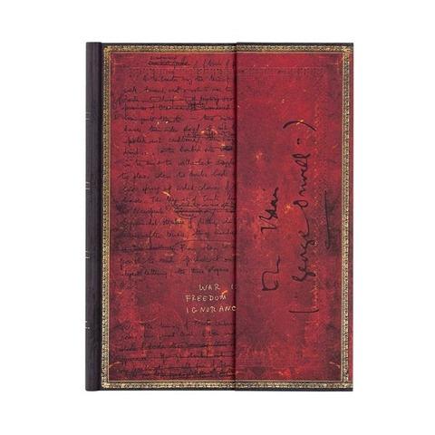 Embellished Manuscripts / Orwell, Nineteen Eighty-Four