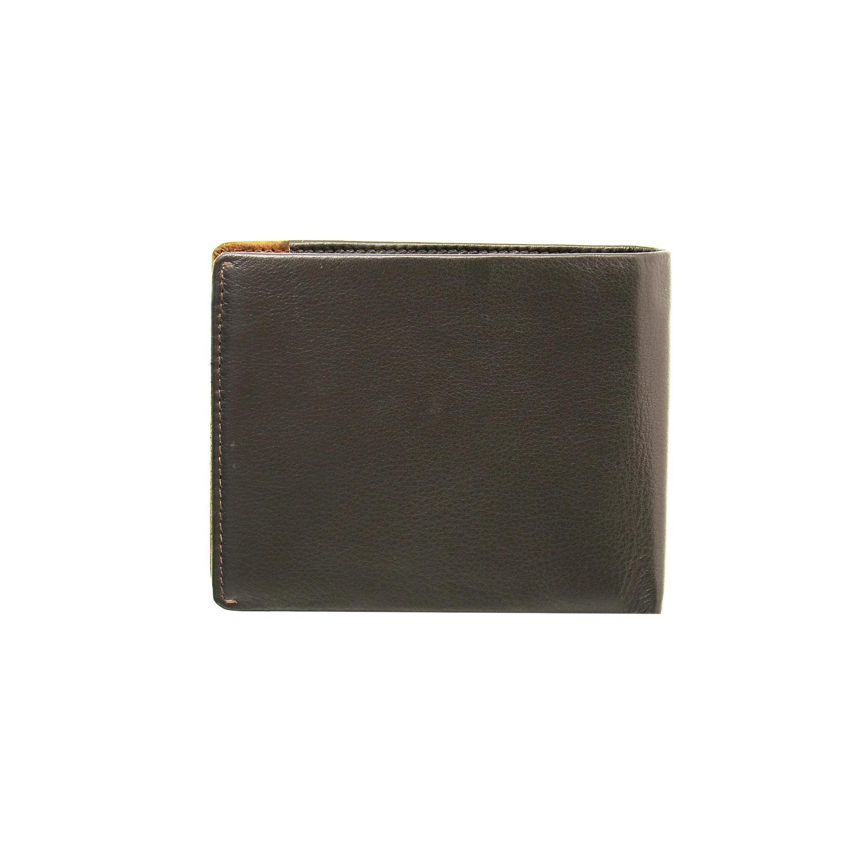 B123167R Castanho - Портмоне с RFID защитой MP