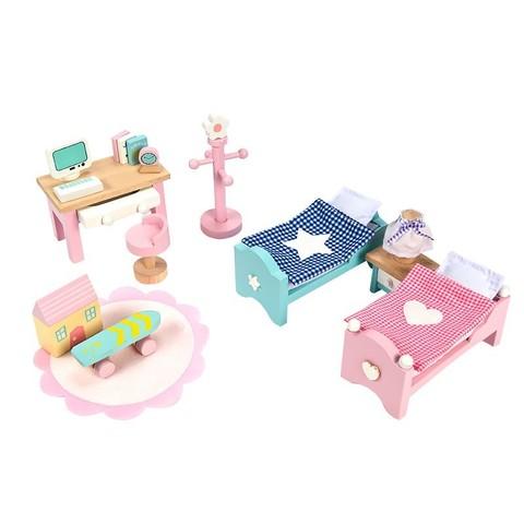 Кукольная мебель Бутон розы Детская, Le Toy Van