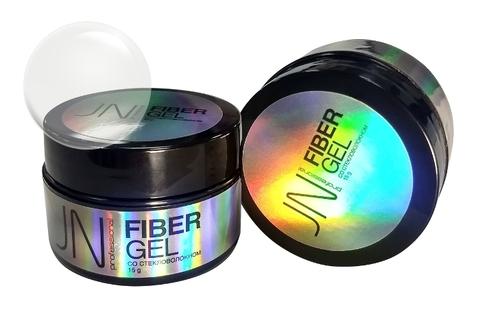 Гель со стекловолокном JN Fiber Gel 15 г. N01